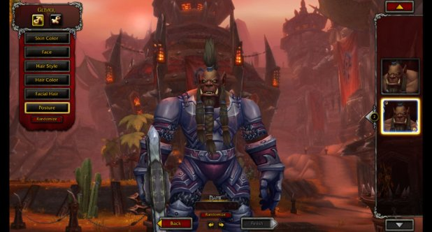 World of Warcraft Battle for Azeroth Horde Preview Screen Shot 01