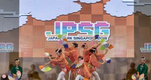 Japan Park Singapore 2018 Omakase Stage