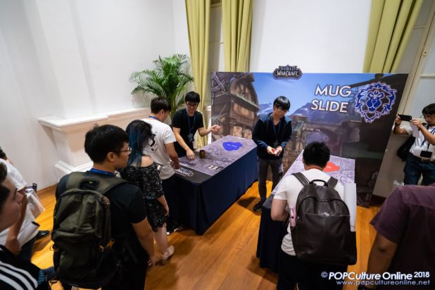 World of Warcraft Battle for Azeroth Pre-launch Party Singapore