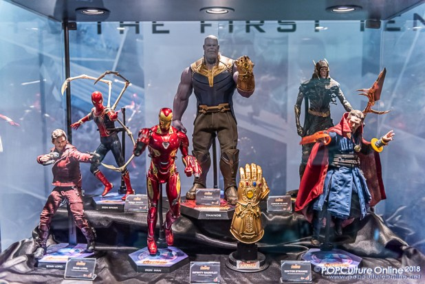 STGCC 2018 Event Marvel Toys
