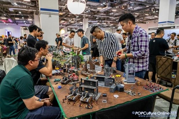 STGCC 2018 Event Warhammer