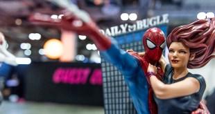 STGCC 2018 Event XM Studios Spider-Man 2