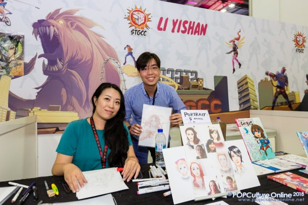 STGCC 2018 Interview Li Yishan 02