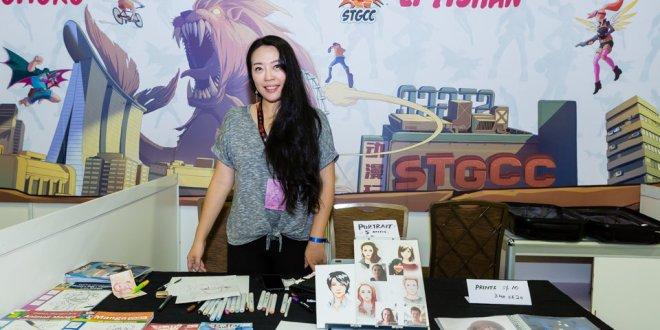 STGCC 2018 Interview Li Yishan 02