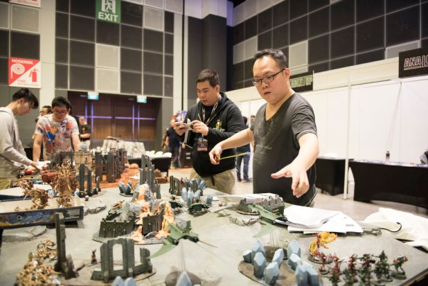 GS 2017 - Tabletop Gaming
