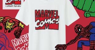 MARVEL X JASON POLAN UT Collection Marvel Print