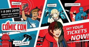 Singapore Comic Con (SGCC) 2019