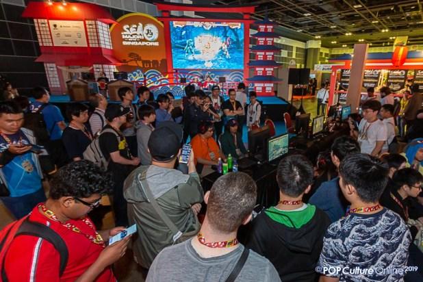 GameStart Asia 2019 Event Hall