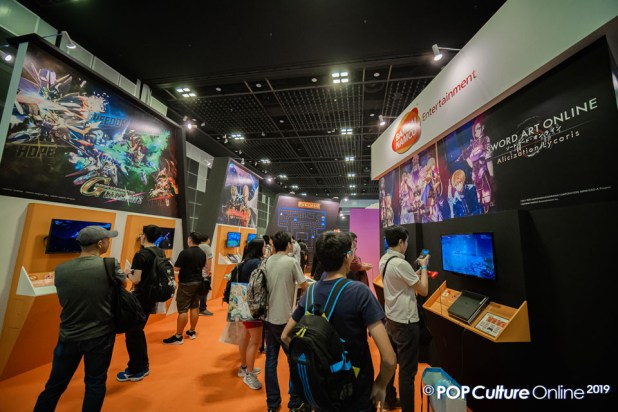 C3 Anime Festival Asia Singapore 2019 BANDAI NAMCO Entertainment
