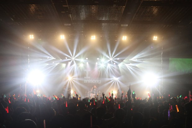 C3AFASG18 I Love Anisong May'n