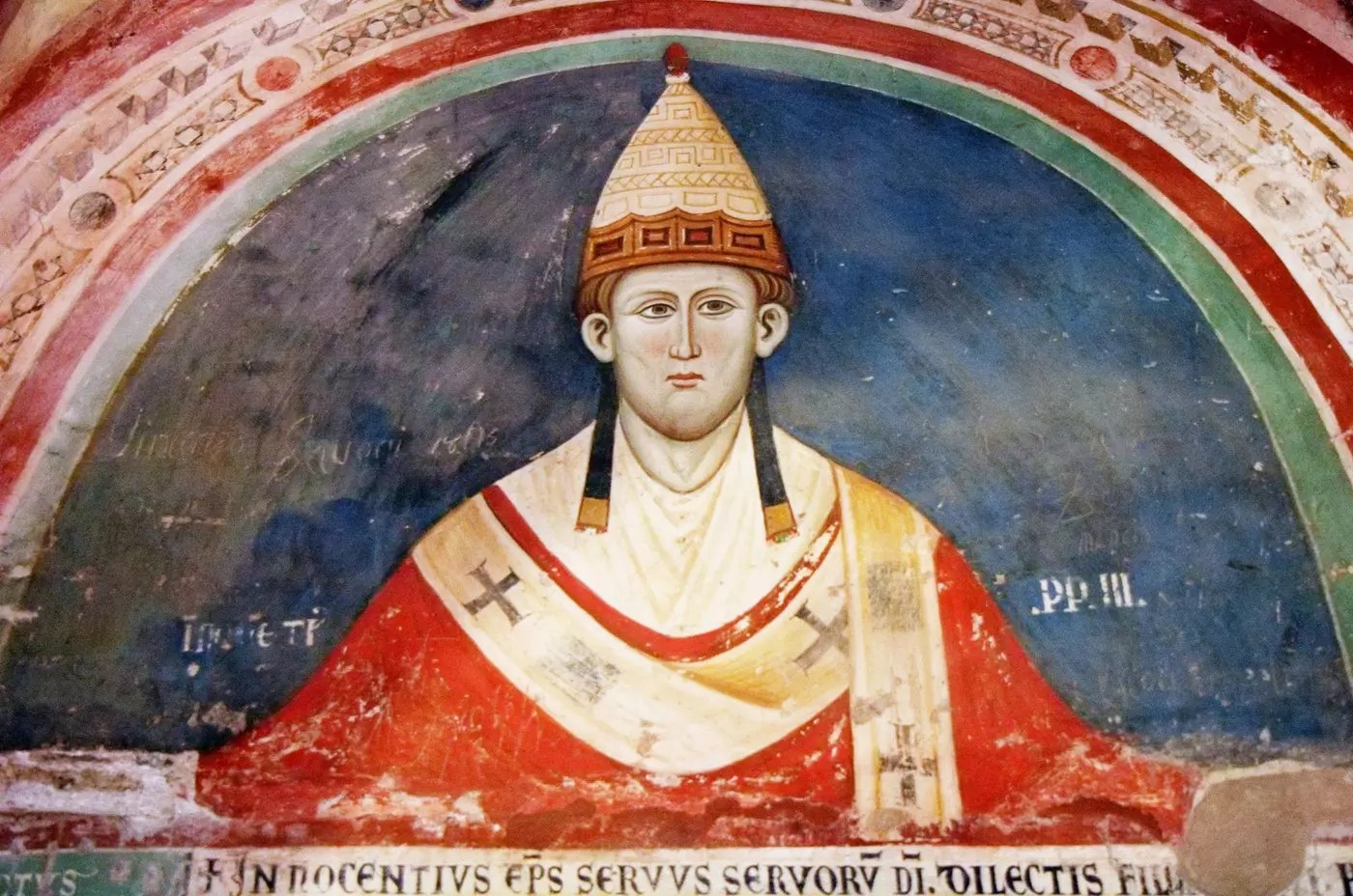 Iii Life Innocent Pope Early