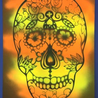 Fire Skull OS