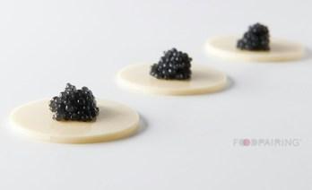 foodpairing - caviale e cioccolato