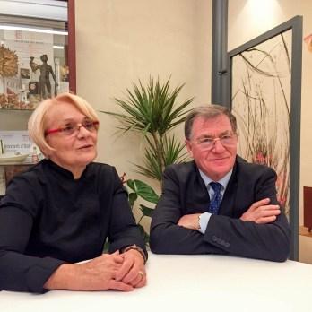 Romano Franceschini, Franca Checchi