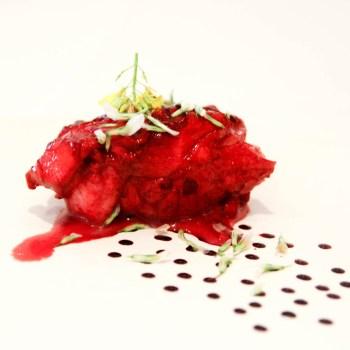 Alexandre Gauthier - mozzarella e barbabietola