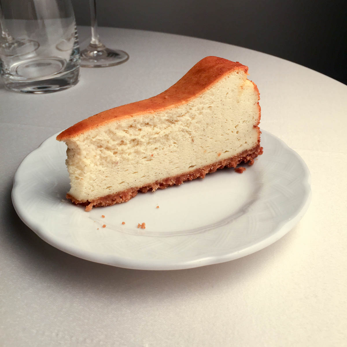Jacques Genin - Cheesecake