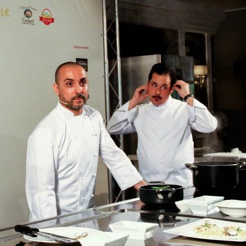 Riccardo Monco, Alessandro Della Tommasina