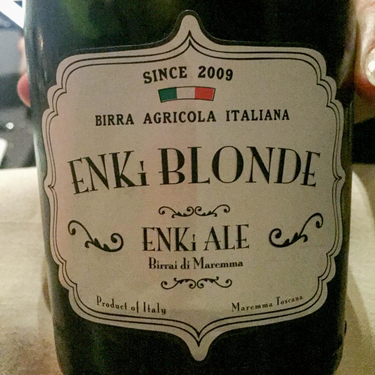 Enik Blonde