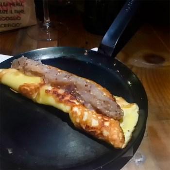 La Frittatina, la Patata, la Cipolla e la Senape