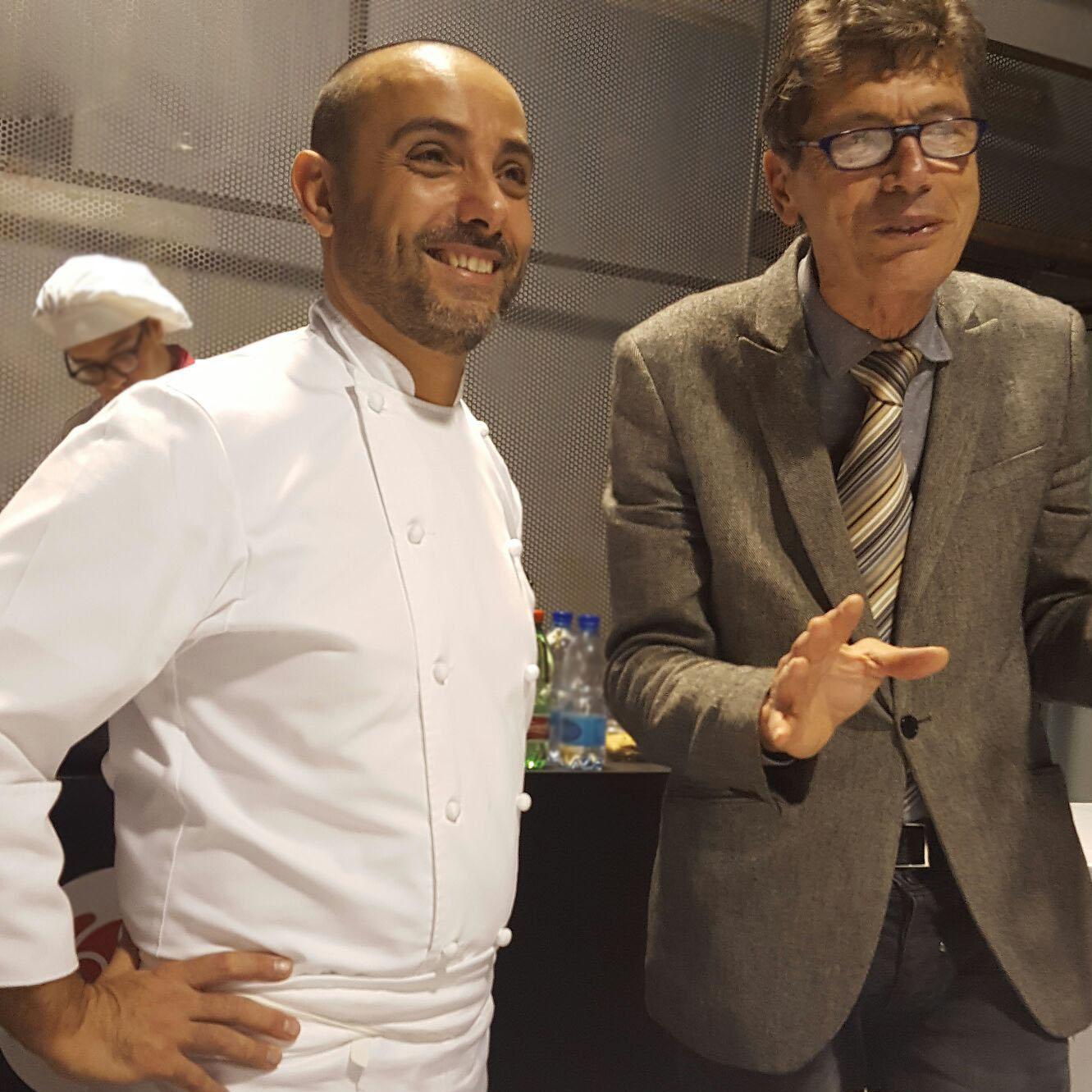 Enoteca Pinchiorri Riccardo Monco e Luigi Cremona