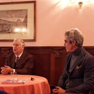 Umberto Cecchi e Alessandro Querci Harry's Bar Firenze