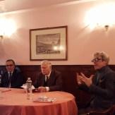 Roberto Focardi, Umberto Cecchi e Alessandro Querci Harry's Bar Firenze