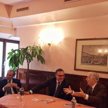 Antonio Bechi, Roberto Focardi e Umberto Cecchi Harry