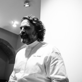 Chef Marco Stabile