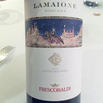 Frescobaldi - Lamaione 2012