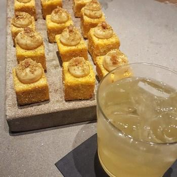 Gin tonic al kefir d