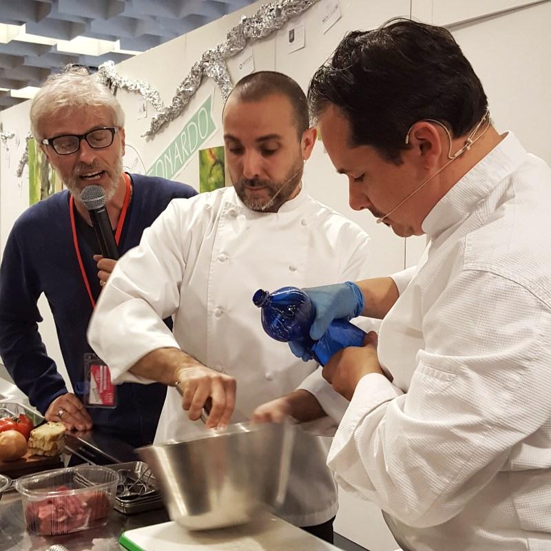 Leonardo Romanelli, Riccardo Monco, Alessandro Della Tommasina