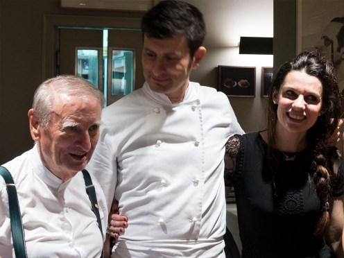 Marino e Mirko Giannoni, Sara Sanesi