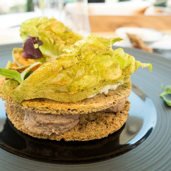 Club Sandwich di fegatini