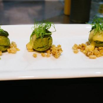 Solaika Marrocco, Primo Restaurant - Bignè all