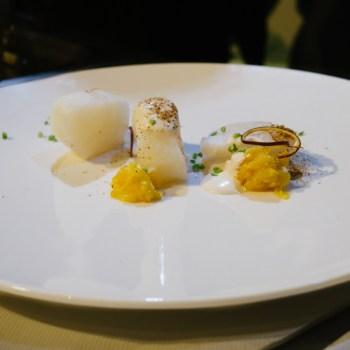 Andrea Giuseppucci - Baccalà e arancia al forno