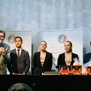 Emergente Sala 2017 - Il vincitore Luis Diaz