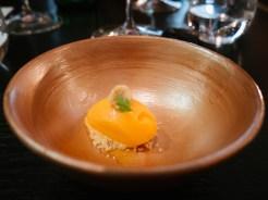 Sorbetto alla carota