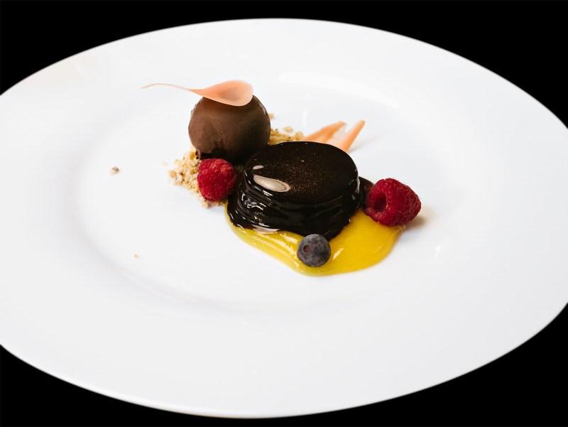 Torta fiorentina Nino Bergese