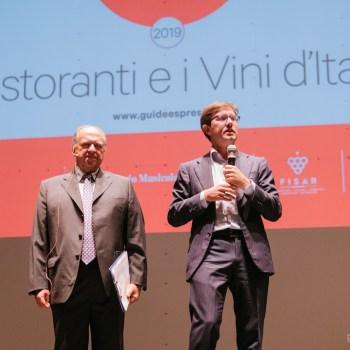 Enzo Vizzari e Dario Nardella