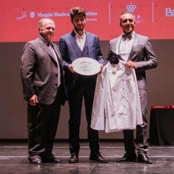 Fabrizio Mellino, Quattro passi- Premio Goeldlin Collection per il giovane dell