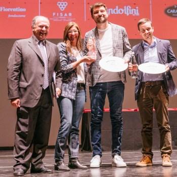 DaGorini e Dina - Premio Ferrarelle per la novità dell