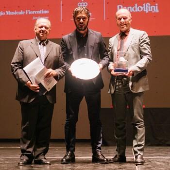 Matteo Baronetto, Del Cambio - Premio Lavazza per il caffè dell