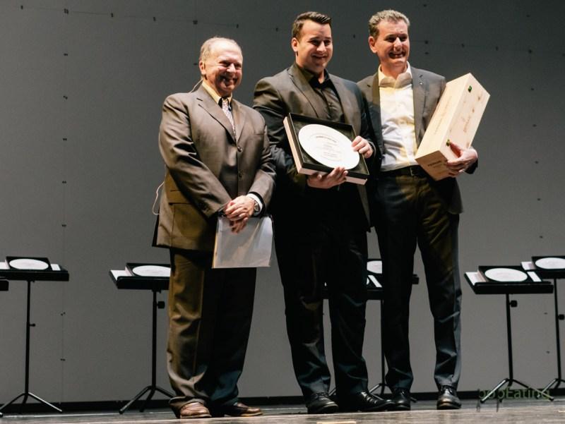 Pascal Tinari, Villa Maiella - Premio Ferrari per il sommelier dell'anno