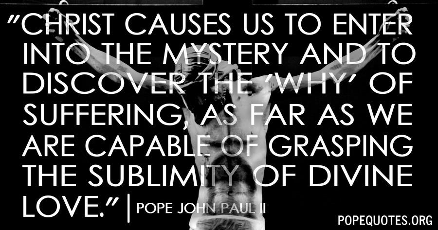 Pope John Paul Ii Quotes Love
