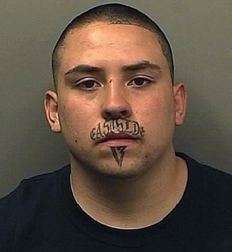 Mexican Street Gang Tattoo Photos - Mexican Prison Gang Tattoo Photos