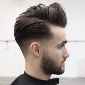 Pop Hair Formation - Coupe pompadour