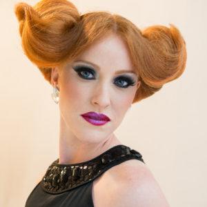 ©CécileCayon - Pop Hair Formation - Chignon fêtes -3