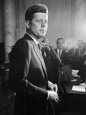 Image result for 1960 –John F. Kennedy announces his idea of the Peace Corps