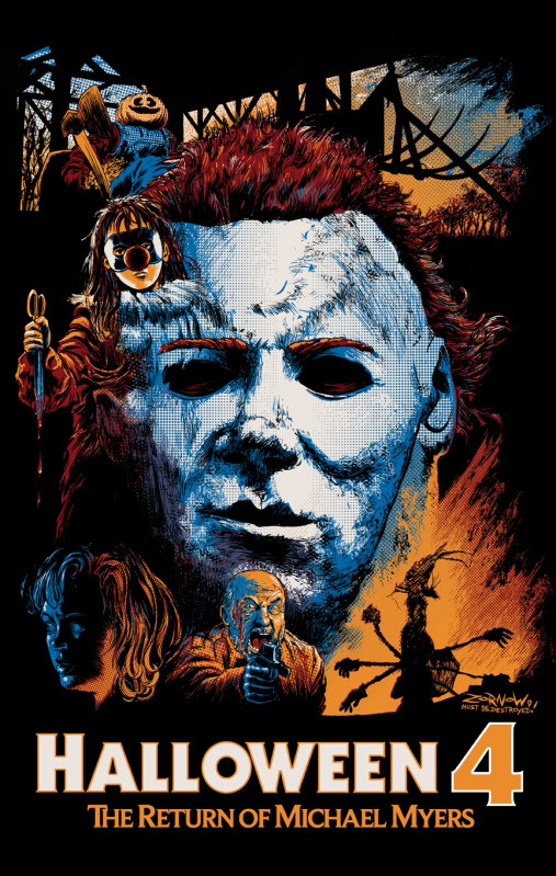 Click to shop halloween 4 the return of michael myers and halloween 5: Halloween 4 The Return Of Michael Myers Retro Review Pophorror