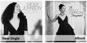 Molly Johnson - Lucky (pop jazz radio)